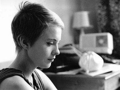 Jean Seberg in Jean-Luc Godard's 'Breathless'