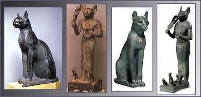 Bast en el antiguo Egipto