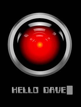HAL 9000 Clarke Kubrick