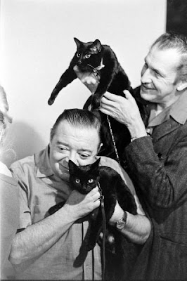 Peter Lorre y Vincent Price