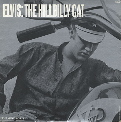 Elvis The Hillbilly Cat