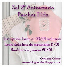 SAL: Perchas Tilda