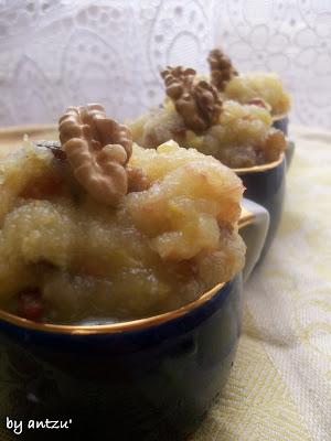 Articole culinare : Crema de mere