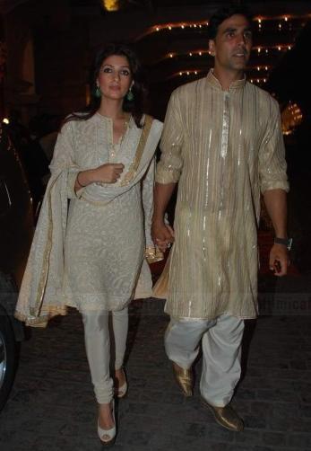 Twinkle Khanna Akshay Kumar PK Aggarwal wedding