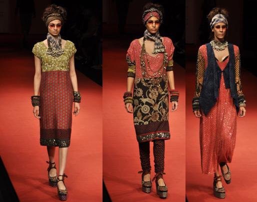All Things Bollywood at Chic Bollywood: Sabyasachi: Resort ... Sabyasachi Lakme Fashion Week 2014