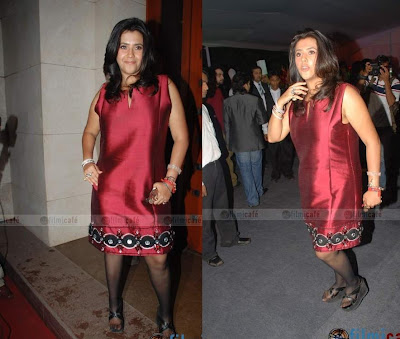 Ekta Kapoor EMI music launch