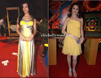 Mughda Godse Monica Bedi Pogo Amazing Kids Awards