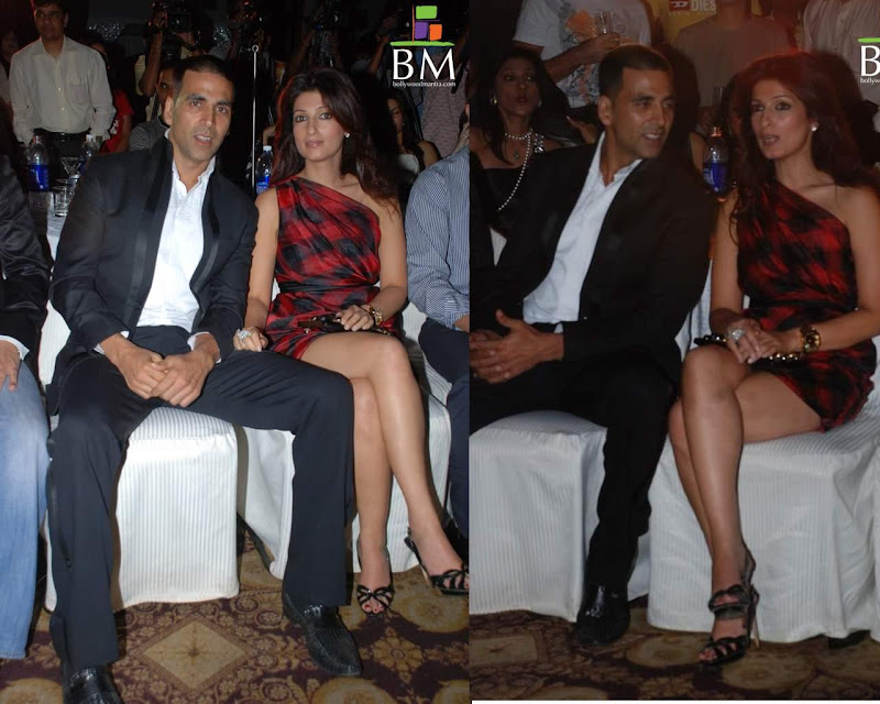 Akshay Kumar Twinkle Kumar 09 FHM Style Icon Awards