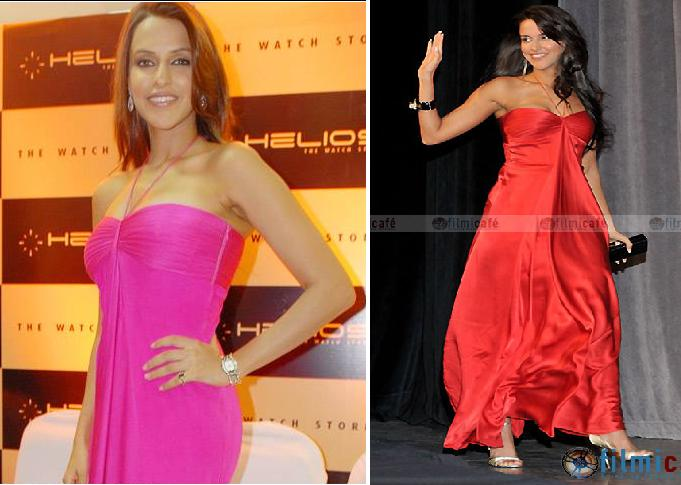 Neha Dhupia Shantanu Nikhil Helios Bangalore launch Toronto International Film Festival