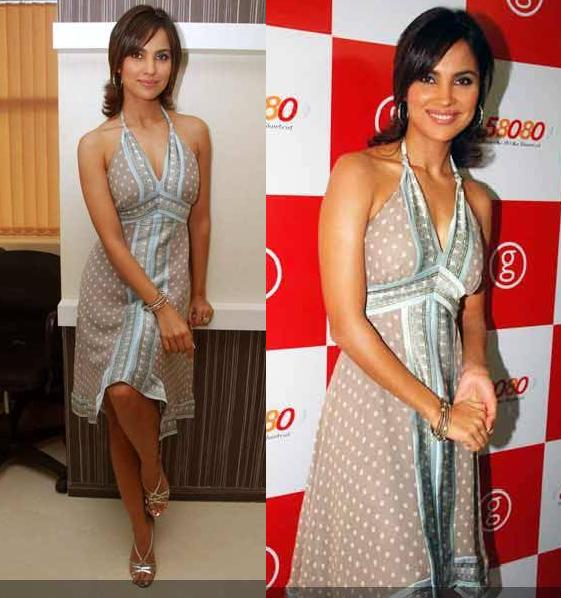 Lara Dutta website launch