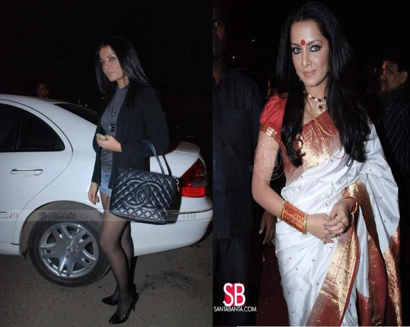 Celina Jaitley Ekta Kapoor birthday Bharat Shah son Rajiv Shah weddin