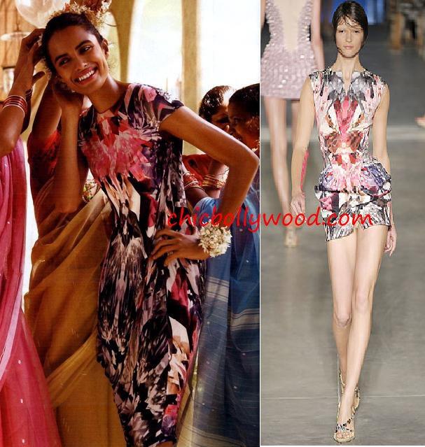 Lakshmi Menon Vogue US India photoshoot cover May 09