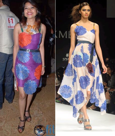 Anupama Dayal Lakme Fashion Week 2010 Joie collection