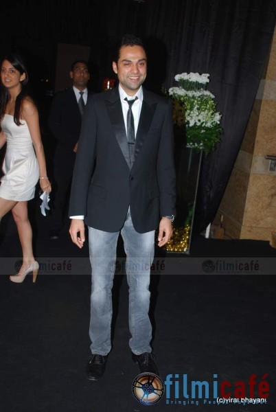GQ Man of the Year Awards 2009 Abhay Deol