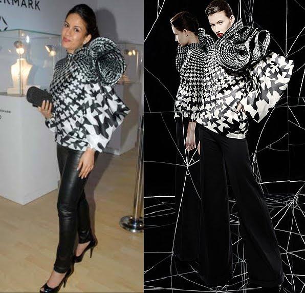 Natasha Poonawalla HDIL couture week