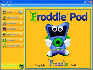 Froddle-Pod