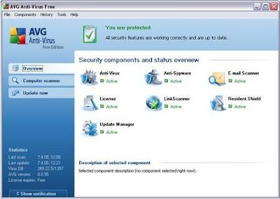 migliori antivirus gratis 2009