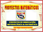 PROYECTOS DE MATEMATICA