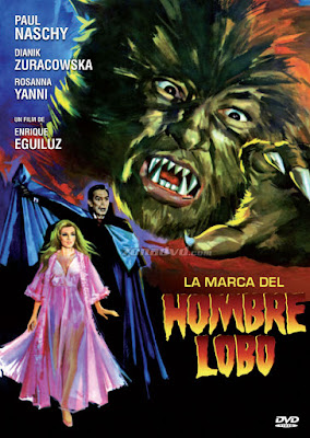 The Mark of the Wolfman Chicago Ghouls PAUL NASCHY THE MARK OF THE WOLFMAN 1968 LA MARCA