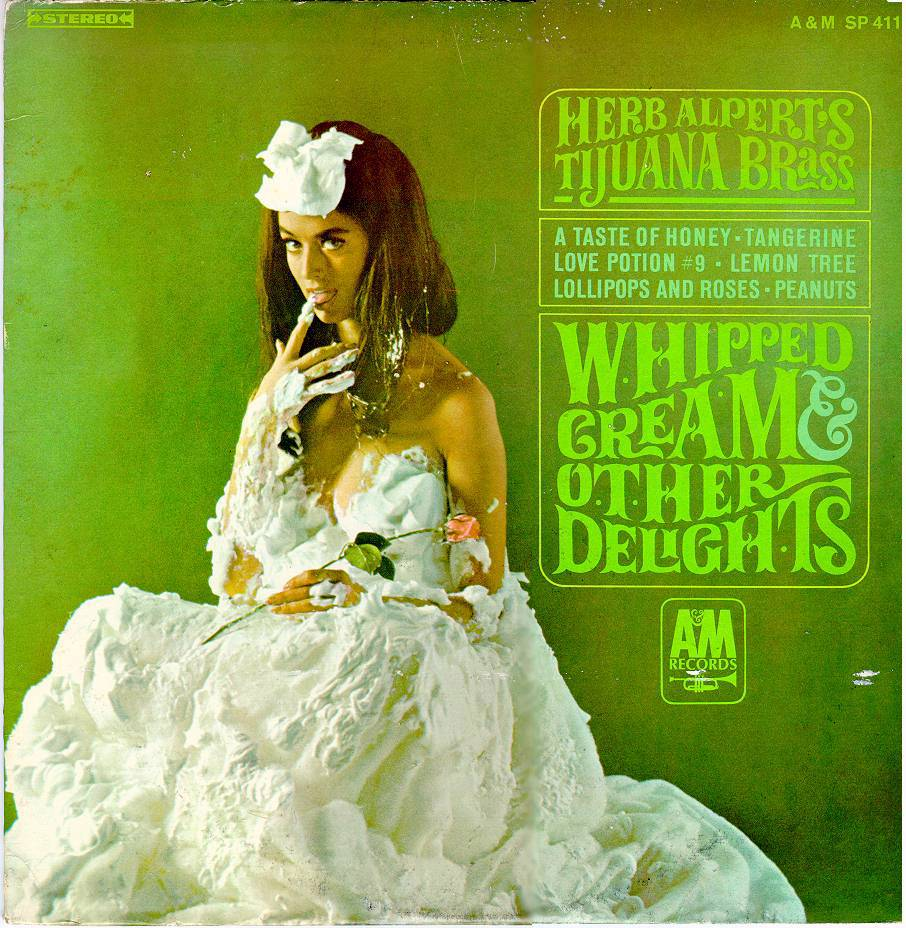 herb alpert whipped cream