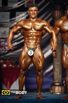 Ahmad Paidar - 75kg - IRAN