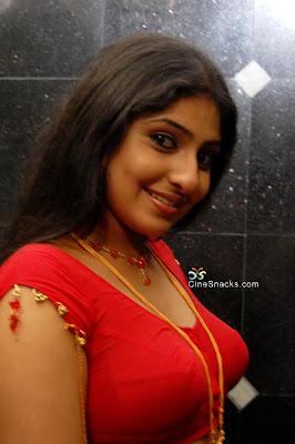 Tamil actress monica in hot Saree