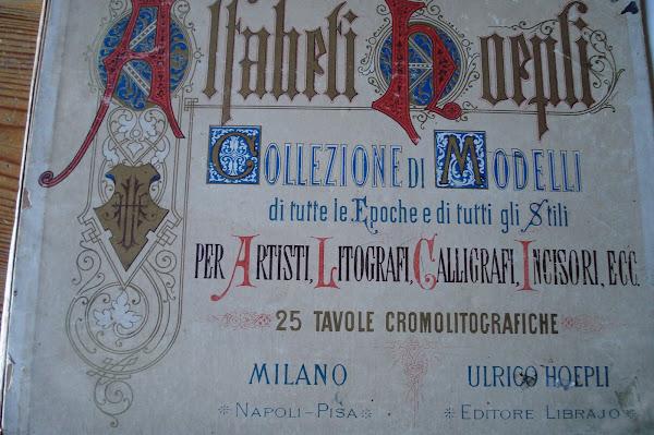 LE PIU VECCHIE DOCUMENTAZIONI CALLIGRAFICHE DEL NONNO 1881