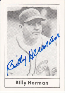 #33 Billy Herman