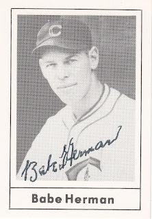 #34 Babe Herman