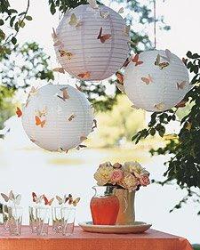 Butterfly Wedding Ideas - Primadonna Bride