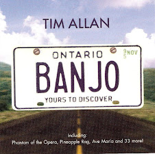 ONTARIO BANJO - Book of Arrangements