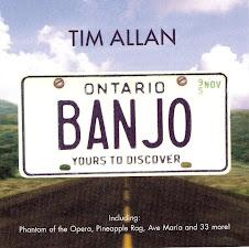 ONTARIO BANJO - CD