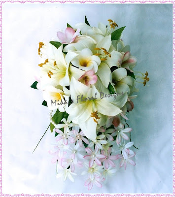 calla lily and tiger lily bouquet. This ouquet is recommended