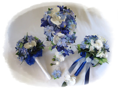 White Wedding Flower Arrangements on Artificial Wedding Flowers And Bouquets   Australia  White