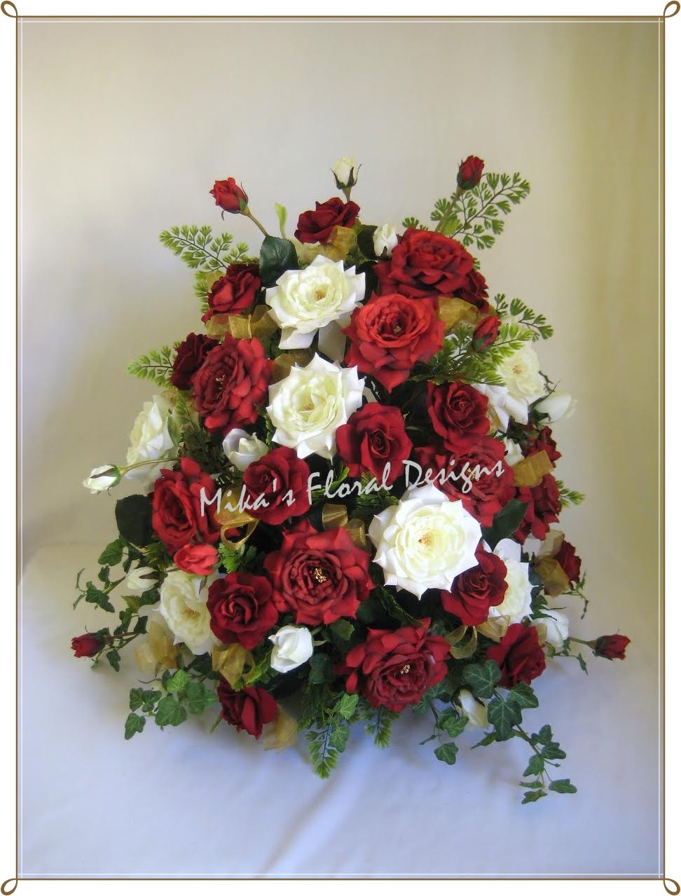 Artificial Wedding Flowers And Bouquets Australia Mixed Roses