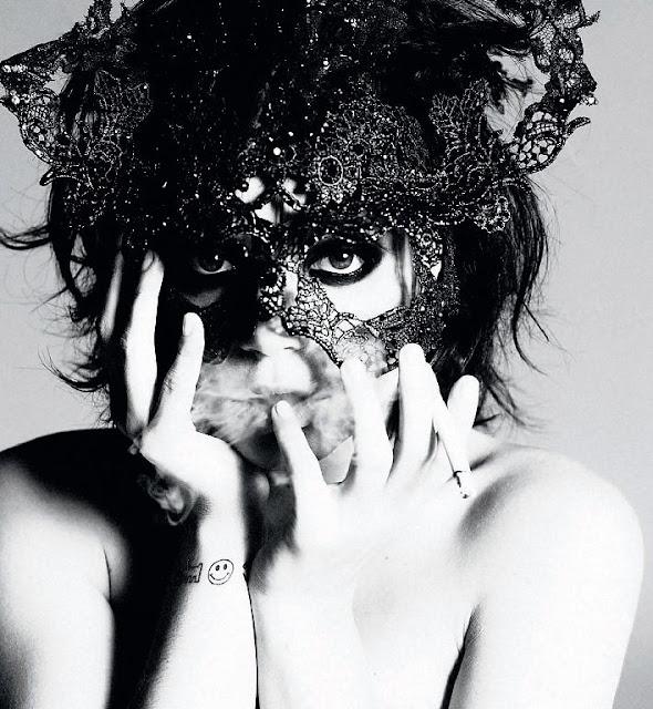 Lily Allen - Harper's Bazaar Russia-fashionablyfly.blogspot.com