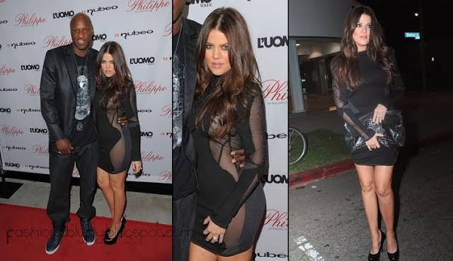 Khloe Kardashian+Philippe West
