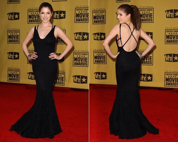 Anna Kendrick-Elie Saab dress-Critics Awards+Fashionablyfly.blogspot.com
