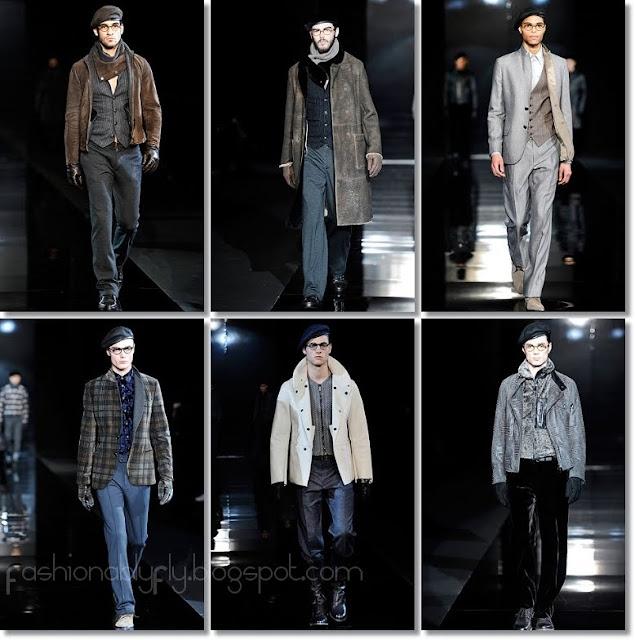 Armani+FashionWk Milan+fashionablyfly.blogspot.com