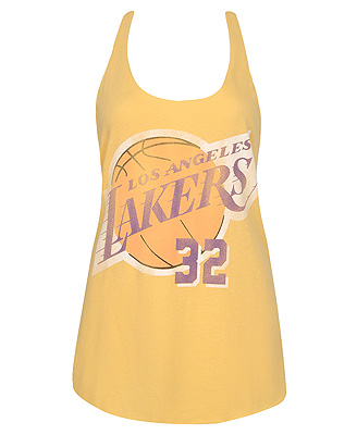 Laker Jersey+Forever21+fashionablyfly.blogspot.com