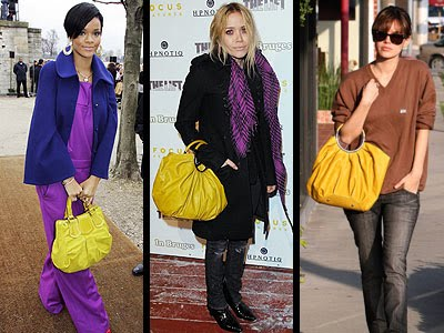 fashionablyfly.blogspot.com rihanna purse
