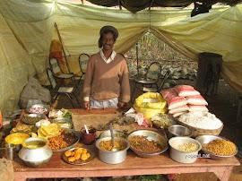 Comidinhas indianas
