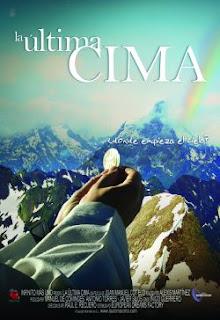 Cartel de la película 'La última cima'