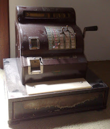 Maquina registradora 1950