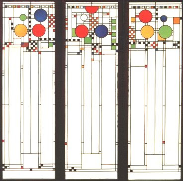 41commentsFrank Lloyd Wright Stained Glass Circles