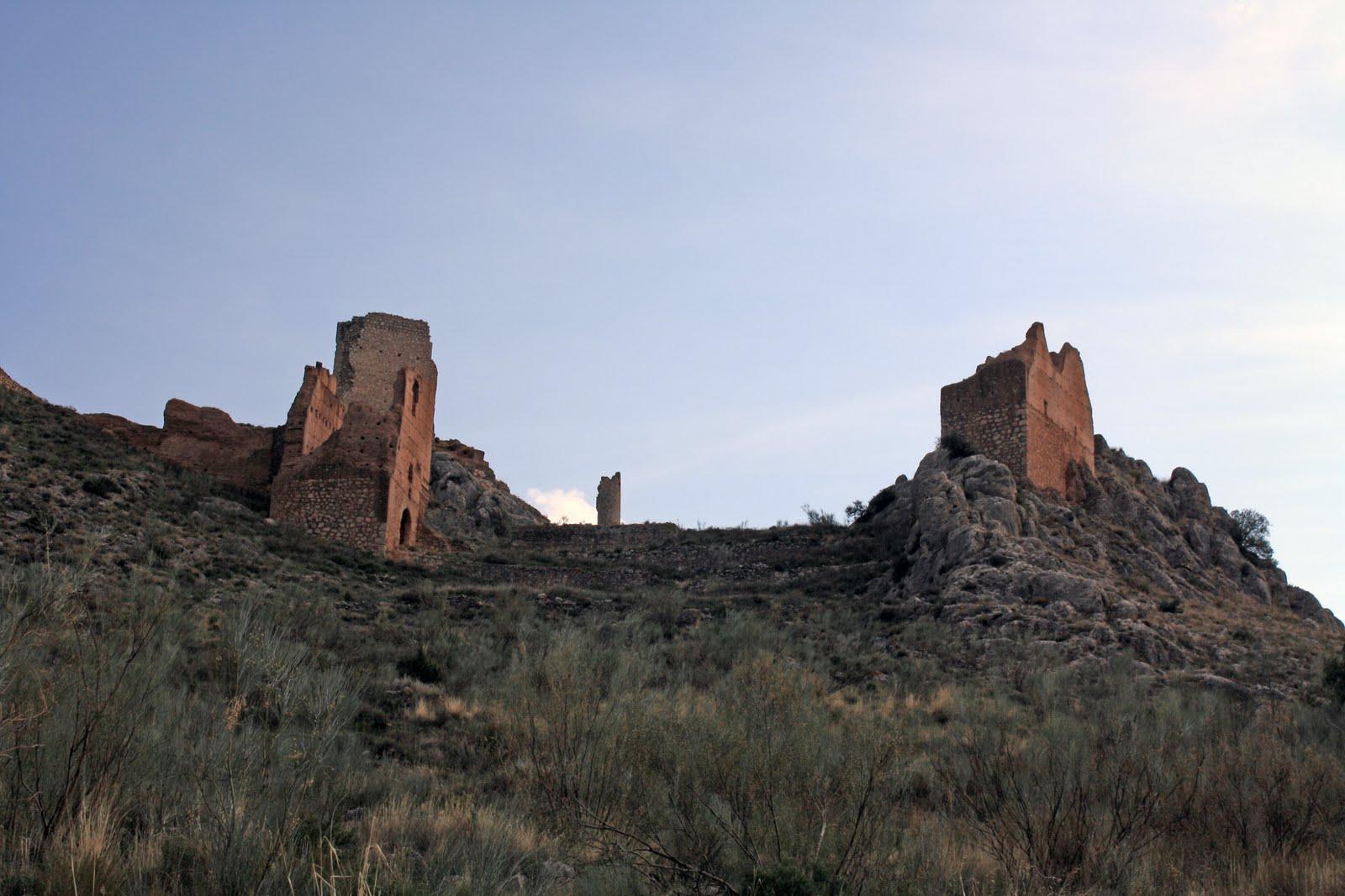 Fotografias castillo de xiquena lorca murcia - Lorca murcia fotos ...