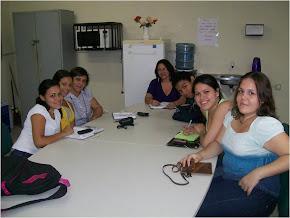 Equipe do PIBID/Biologia