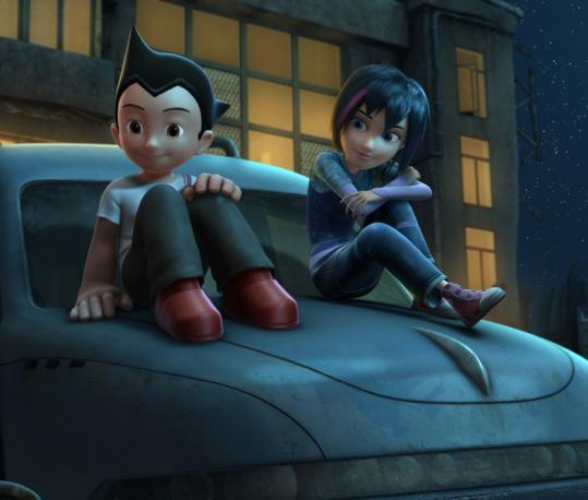 Just C.hill: Astro Boy