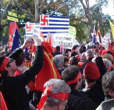 """1 """"Χώρισαν τη Μακεδονία χωρίς να ρωτήσουν τους Μακεδόνες»"""