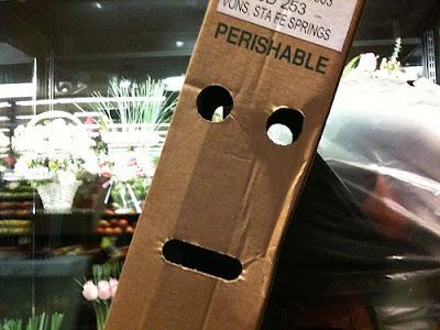 box wajah